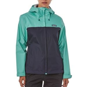 Patagonia Torrentshell Jacket Navy & Straight Blue